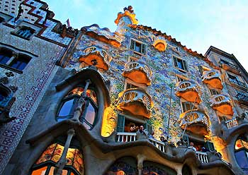 Barcelona painting courses with Painting in Europe