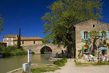 paint and cruise the canal di midi
